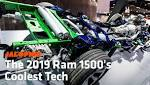 A Close Look at the 2019 Ram 1500's Coolest Tech