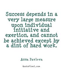ANNA PAVLOVA QUOTES - Inspirational Quotes - ANNA PAVLOVA QUOTES via Relatably.com