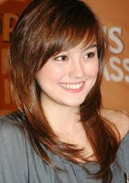 agnes monica, celebrity, actress, lady, face, hair. Added: July 25, 2013 | Image size: 450x638px | Source: m.pinterest.com - agnes-monica-celebrity-actress-lady-face-hair