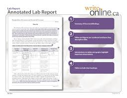 write online lab report writing guide parts of a lab report lab report sample results
