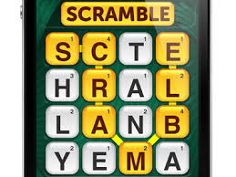 Zynga, Scramble With Friends, Boggle, word games