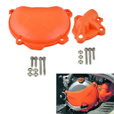 <b>Clutch Cover Protection Water</b> Pump Protecto For KTM 350 XC-F ...