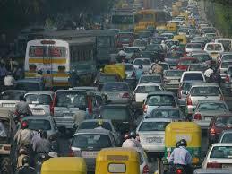 speech on the traffic problems in metropolitan cities