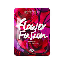 <b>Flower Fusion Rose</b> Hydrating Sheet Mask | <b>Origins</b> | Skincarisma