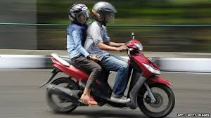 <b>Indonesian</b> district bans unwed couples from <b>motorbike</b> sharing ...