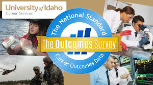 career services university of idaho report career outcomes