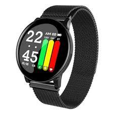 <b>Умные часы Smarterra SmartLife</b> UNO Чёрный — купить в ...