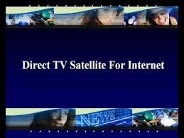 direct TV internet
