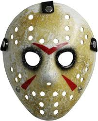 CASACLAUSI Jason Mask Cosplay <b>Halloween</b> Costume Mask <b>Prop</b>