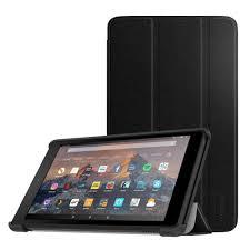 MoKo Case Fits <b>All</b>-<b>New</b> Amazon <b>Kindle</b> Fire 7 Tablet (9th ...