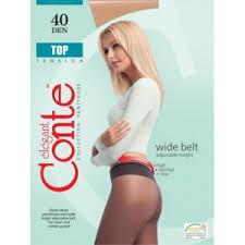 <b>Колготки Conte Top</b> 40 Den | Отзывы покупателей