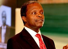 Image result for vice president osinbajo