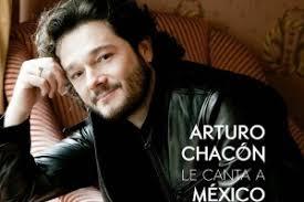 El tenor Arturo Chacón presenta disco de música mexicana. Alida Piñón  El Universal. 02:44Jueves 20 de marzo de 2014 - arturob-web