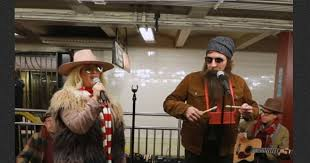 Alanis Morissette and Jimmy Fallon Don Disguises to Sing in NYC ...