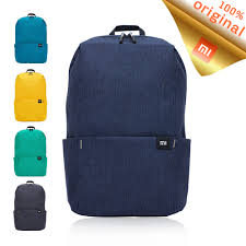 Original <b>Xiaomi Mi Backpack 10L</b> Capacity Men Women <b>Urban</b> ...