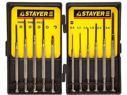 Купить <b>отвертка STAYER 2560</b>-<b>H11_z01</b> (<b>набор</b> отверточный ...