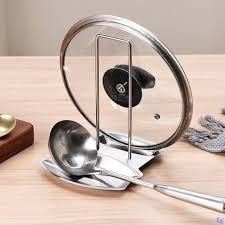 <b>1PCS</b> Rice <b>Spoon Pot Spoon</b> Spatula <b>Rack</b> Multi-function Kitchen ...