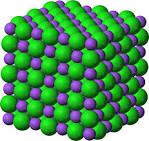 Images & Illustrations of crystal lattice