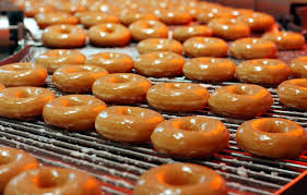 Krispy Kreme - Hot and Ready Donut