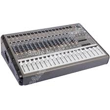 <b>Professional</b> 4000W Power Amlifier 16 <b>Channel</b> Mixing Console ...