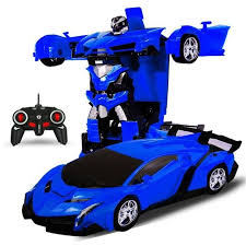 Remote Control <b>Transformation Robot Toy Toy</b> Cars For <b>Kids</b>, New ...