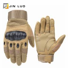 <b>1 Pair Cycling Gloves</b> Bike MTB Bicycle Full Finger Glove ...