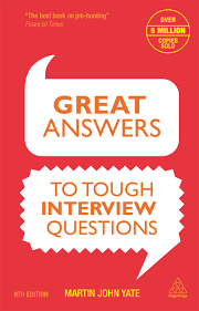 great answers to tough interview questions 9780749471453