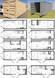 conex box house plans   Container House DesignConex House Plans In Foot Shipping Container Floor Plan Brainstorm Tiny House Living