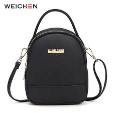 <b>WEICHEN Multi</b>-<b>Function Women</b> Backpack Fashion <b>Small</b> ...