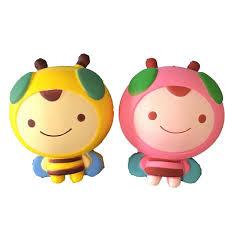 Squishy Lovely Bee <b>11.5cm</b> Squishies Slow Rising Soft <b>Squeeze</b> ...