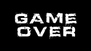 Image result for GAME OVER! YOU WON
