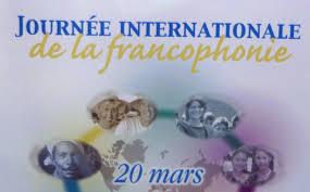 """Résultat de recherche d'images pour """"20 mars journée internationale de la francophonie"""""""
