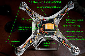 dji phantom inside rc copters