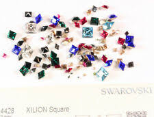 Red <b>Square</b> Loose Rhinestone Beads for sale | eBay