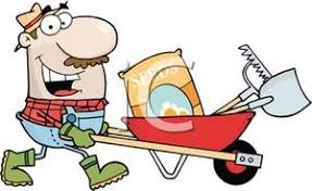 Image result for cartoon wheelbarrow