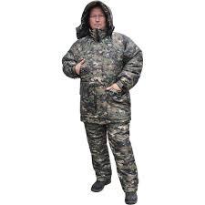 <b>Зимние костюмы для охоты</b> - купите в Москве недорого в ...