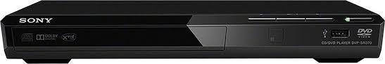 <b>Плеер</b> DVD <b>Sony DVP</b>-<b>SR370</b>, черный — купить в интернет ...