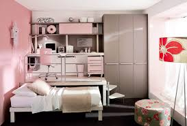 desk on platform with bed that can slide underneath with wardrobe beside bedroom photo 4 space saver