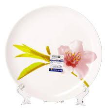 <b>Тарелка Luminarc Water Color</b> 25 см - отзывы покупателей на ...