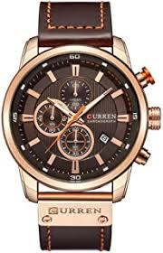 Curren: Watches - Amazon.co.uk