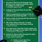 Quotes to Send Your Kids Off to College - Mamiverse