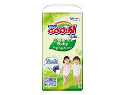 <b>GooN Cheerful</b> Baby <b>Подгузники</b>-<b>трусики</b> ХL (11-18 кг) 42 шт ...