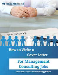 cheap consulting jobs find consulting jobs deals on how to write a cover letter for management consulting jobs