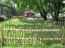 Small Picture garden fencing ideas Garden Decor Styles Of Garden Fencing