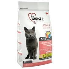 «<b>Сухой корм 1ST CHOICE</b> Vitality для домашних кошек, цыпленок ...