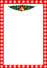 christmas paper templates word pdf jpeg format christmas letter head template