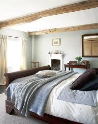 ideas light blue bedrooms pinterest: modern country style case study farrow and ball light blue pt