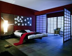 Japanese Bedroom Decor Japanese Bedroom Decor Beige Combination Pure Black Paint Walls