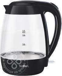 Купить <b>Чайник электрический Tefal</b> Glass KO450832 1.7л с ...