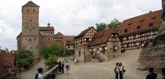 nuremberg the imperial castle nuremberg